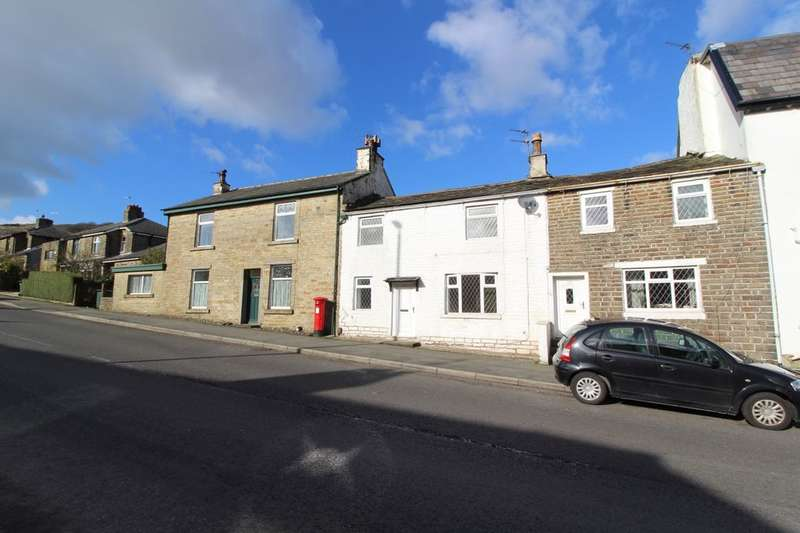 2 Bedrooms Terraced House for sale in Haslingden Old Road, Rossendale, BB4