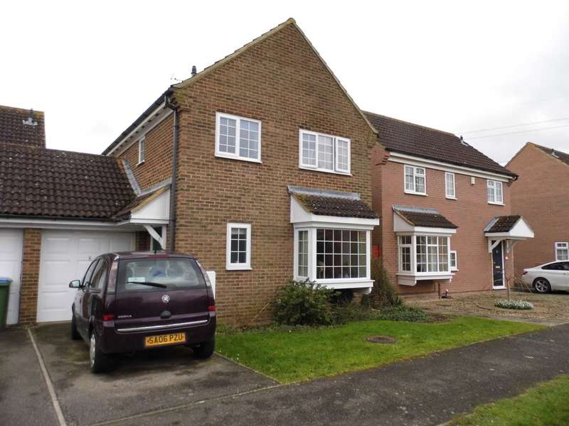 3 Bedrooms Detached House for sale in Stratford Drive, The Willows
