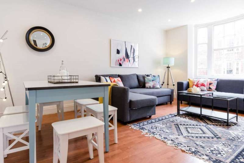 2 Bedrooms Apartment Flat for sale in Porchester Road, Bayswater, London