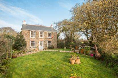 3 Bedrooms Detached House for sale in Feock, Truro, Cornwall