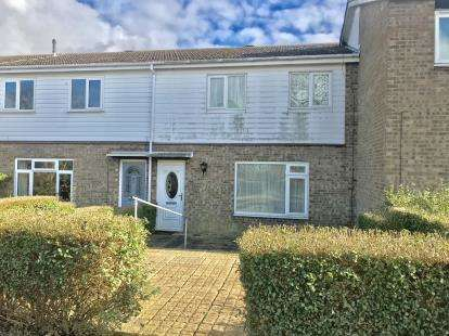 3 Bedrooms Terraced House for sale in Monarch Road, Eaton Socon, St. Neots, Cambridgeshire