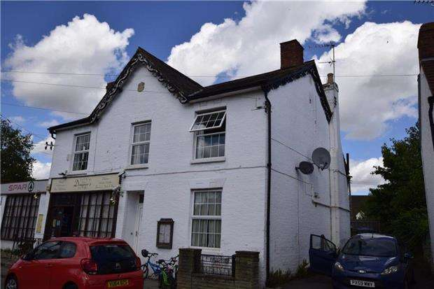 1 Bedroom Flat for sale in The Top Flat - Drapers, Church Street, Bredon, TEWKESBURY, Gloucestershire, GL20 7LA