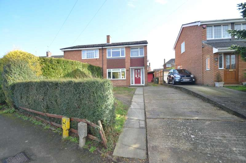 3 Bedrooms Semi Detached House for sale in Newton Longville