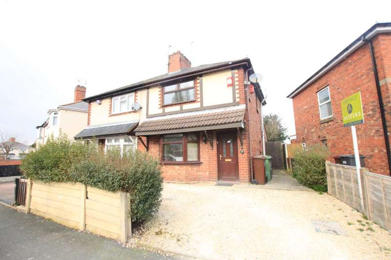 2 Bedrooms Semi Detached House for sale in 57 Clarence Road, Bilston, Wolverhampton, WV14 6NZ