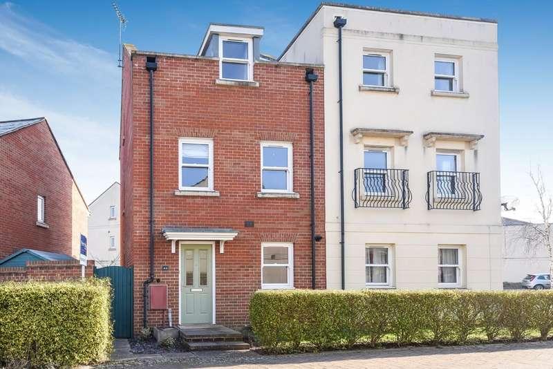 3 Bedrooms Semi Detached House for sale in Battledown Park, Cheltenham