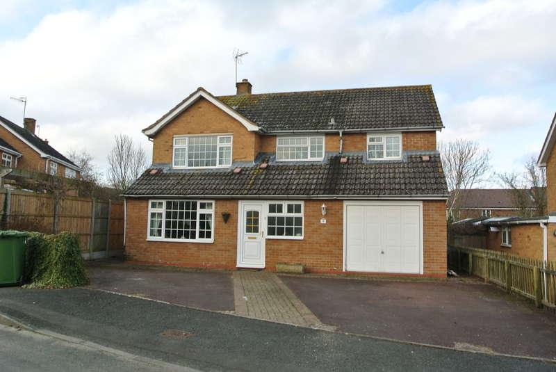 4 Bedrooms Detached House for sale in Oak Close, Badsey