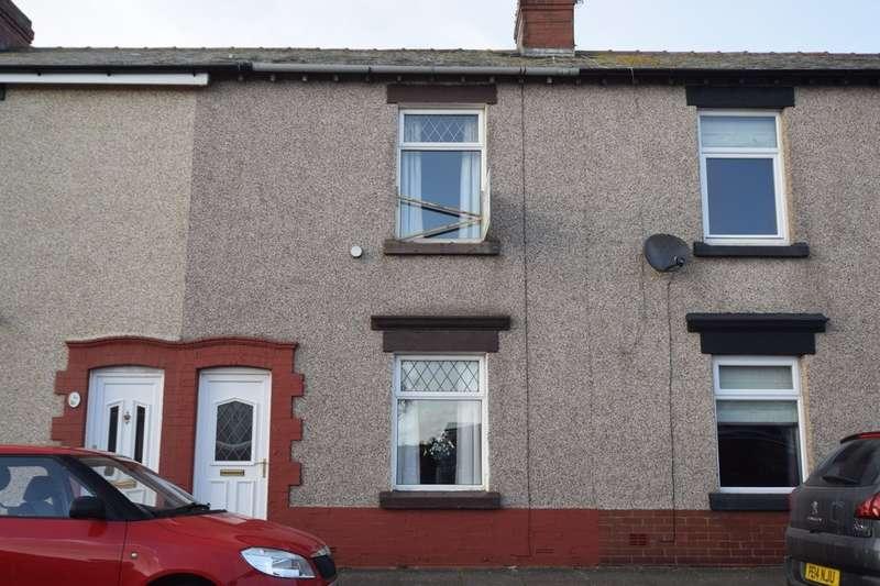 2 Bedrooms Terraced House for sale in Bristol Street, Walney, Cumbria, LA14 3AG