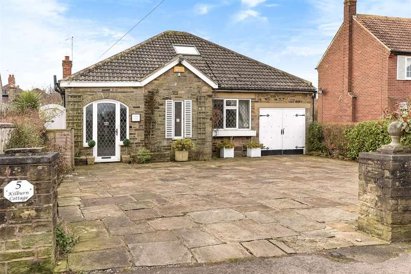 3 Bedrooms Detached Bungalow for sale in Bogs Lane, Harrogate, HG1 4DY