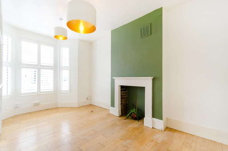 2 Bedrooms Maisonette Flat for sale in Padua Road, Anerley, SE20