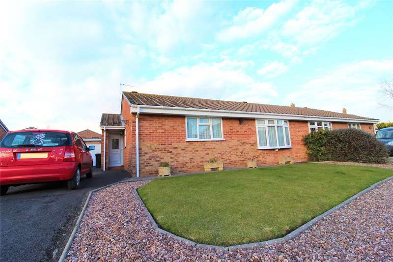 3 Bedrooms Bungalow for sale in Eastleigh Close Burnham on Sea Somerset TA8