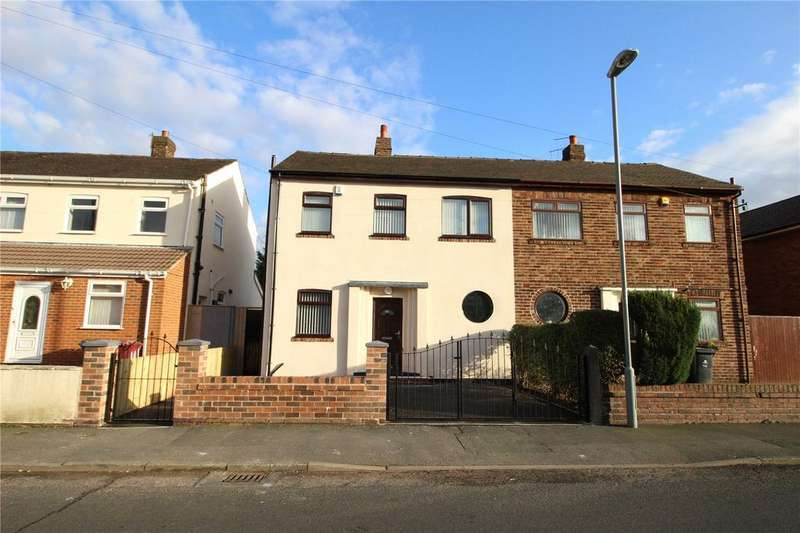 3 Bedrooms Semi Detached House for sale in Charlwood Avenue, Liverpool, Merseyside, L36