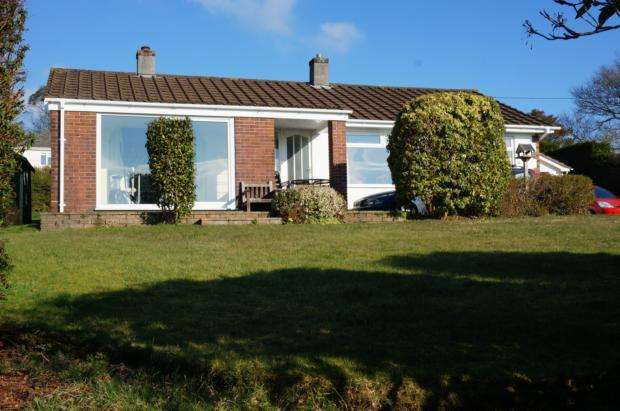 3 Bedrooms Bungalow for rent in St Anns Chapel, Gunnislake, PL18