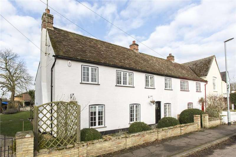 4 Bedrooms End Of Terrace House for sale in High Street, Balsham, Cambridge, CB21