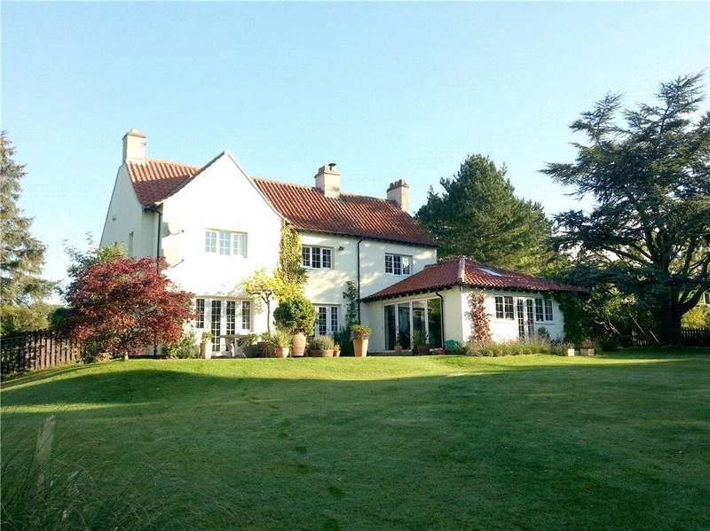 4 Bedrooms Detached House for sale in Dikes Lane, Great Ayton, North Yorkshire