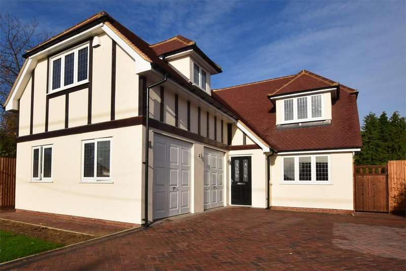 5 Bedrooms Detached House for sale in Mill Road, BILLERICAY