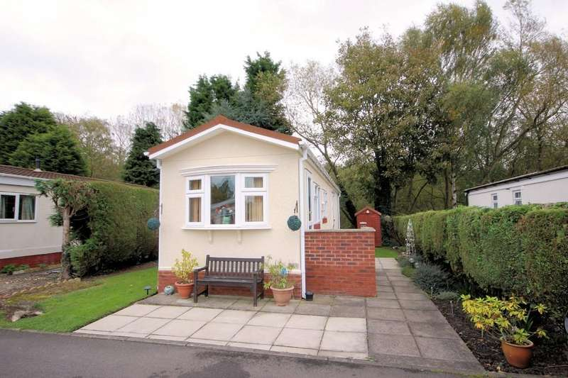 2 Bedrooms Park Home Mobile Home for sale in Moira Road, Overseal