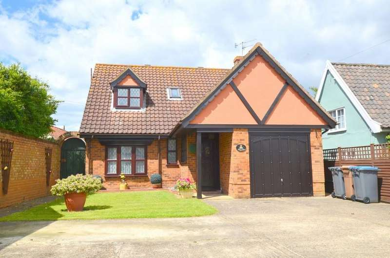 3 Bedrooms Chalet House for sale in Little Glemham, Woodbridge