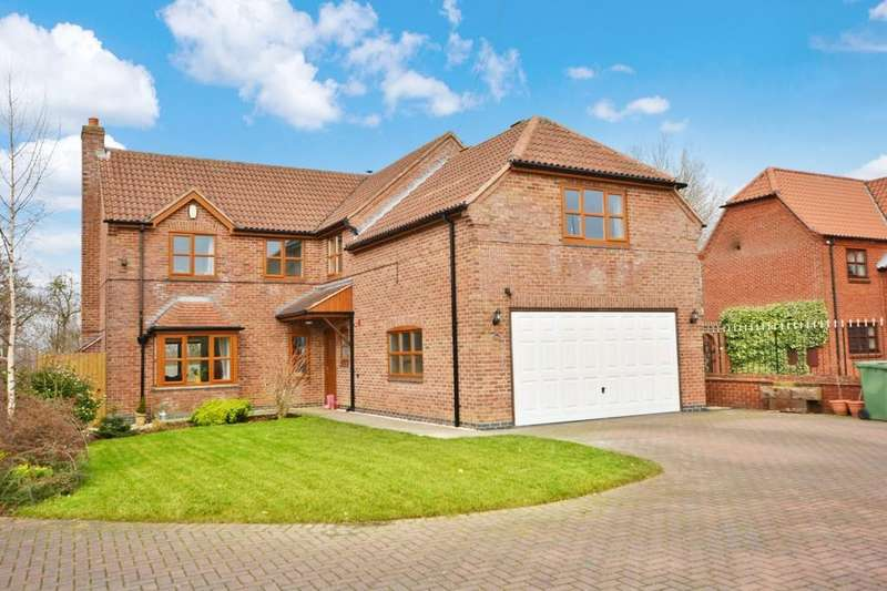 5 Bedrooms Detached House for sale in 51a Beacon Hill Road, Newark