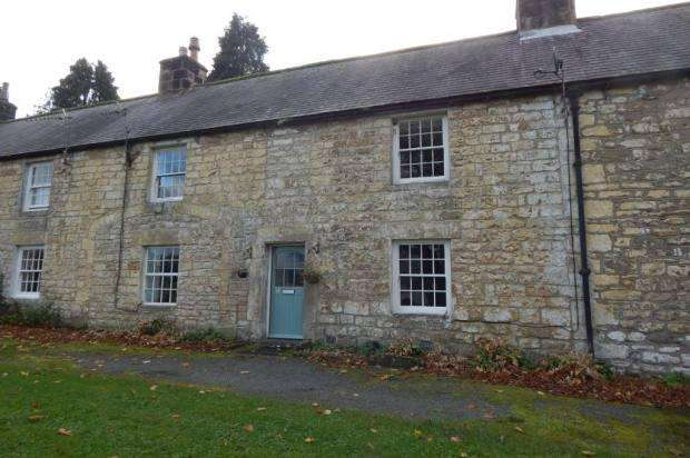 2 Bedrooms Cottage House for rent in 2 Rectory Terrace, Simonburn, Hexham, NE48 3AP