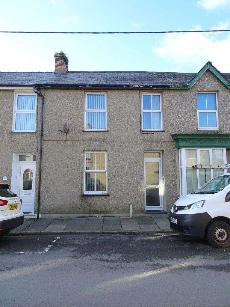 3 Bedrooms Terraced House for sale in 29 East Avenue, Porthmdog LL49