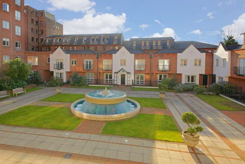 4 Bedrooms House for sale in Squire Gardens, St Johns Wood, NW8
