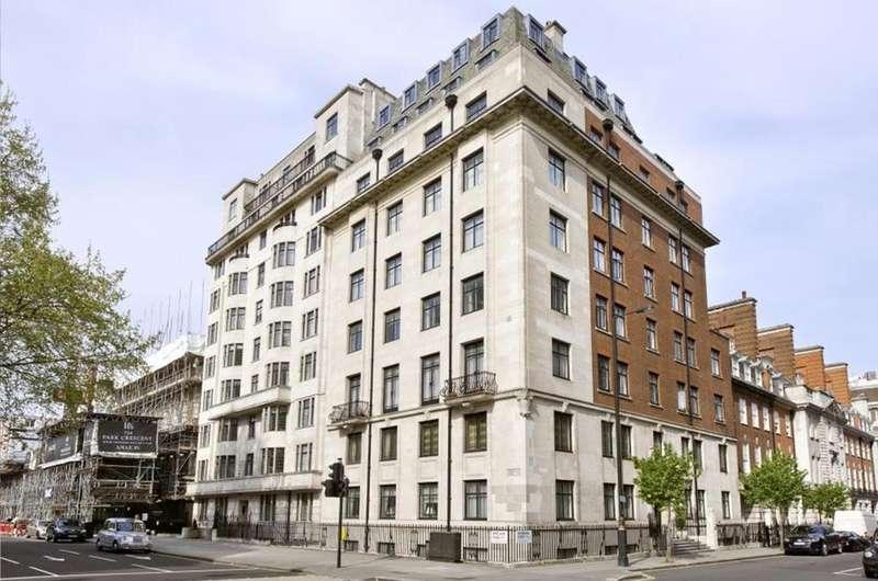 4 Bedrooms Flat for rent in Portland Place, Regent's Park
