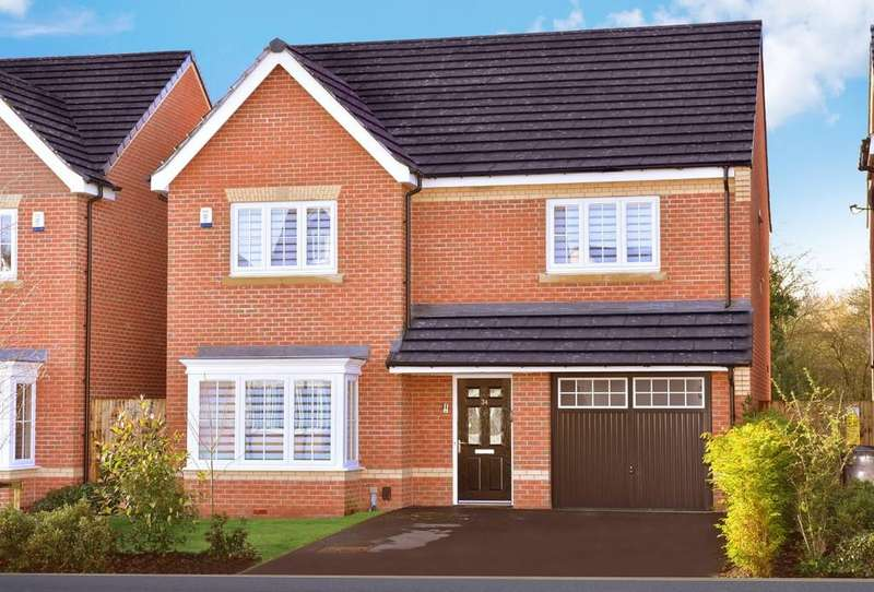 4 Bedrooms Detached House for sale in Rowan Close, Harrogate