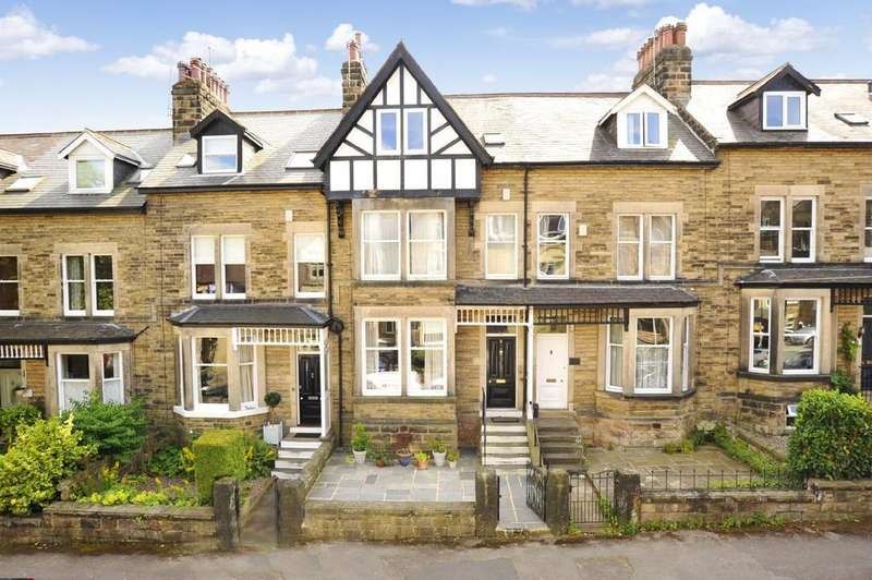 5 Bedrooms Town House for sale in Glebe Road, Harrogate