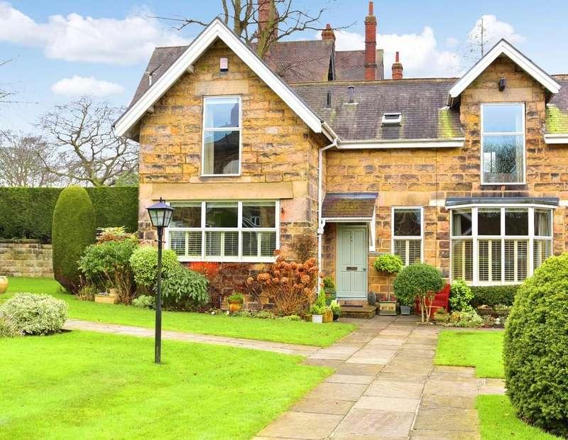 3 Bedrooms Mews House for sale in Queen's Road, Harrogate