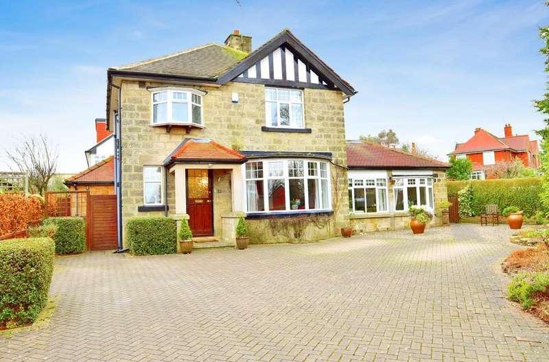 5 Bedrooms Detached House for sale in Otley Road, Harrogate