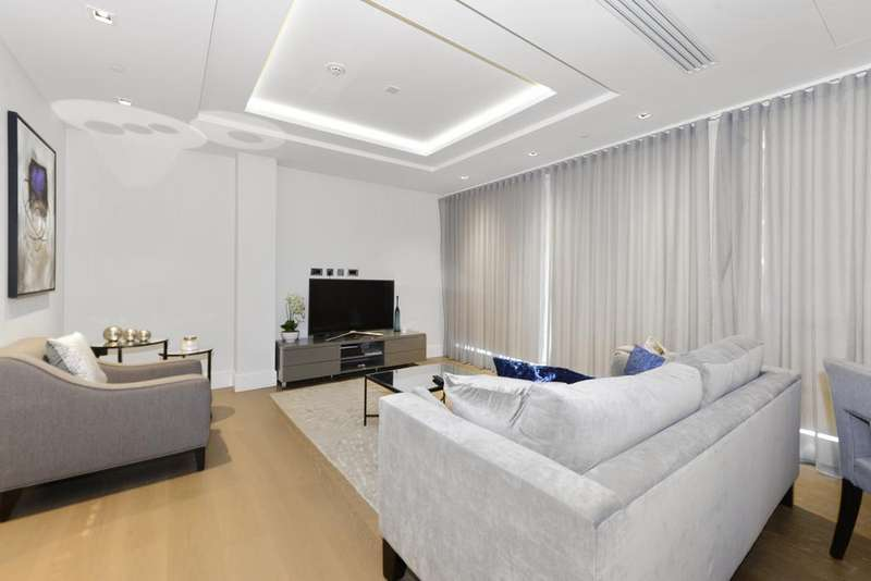 2 Bedrooms Duplex Flat for sale in 375 Kensington High Street, Lord Kensington House