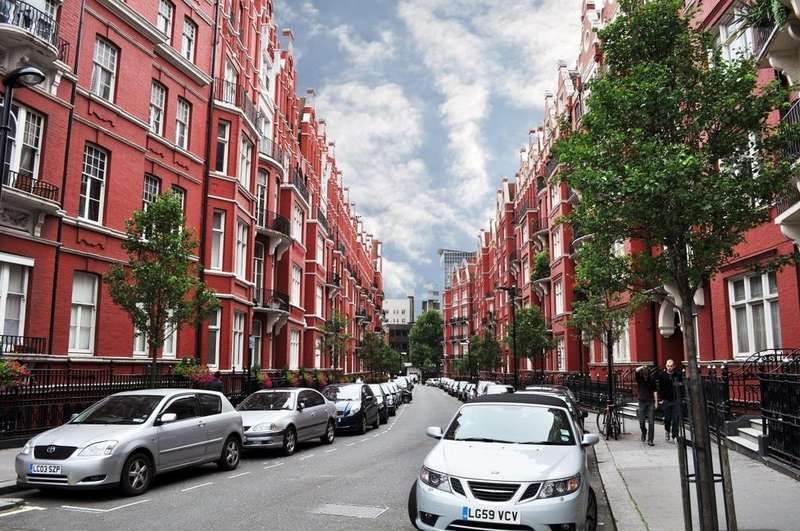 3 Bedrooms Flat for sale in Cabbell Street, Marylebone
