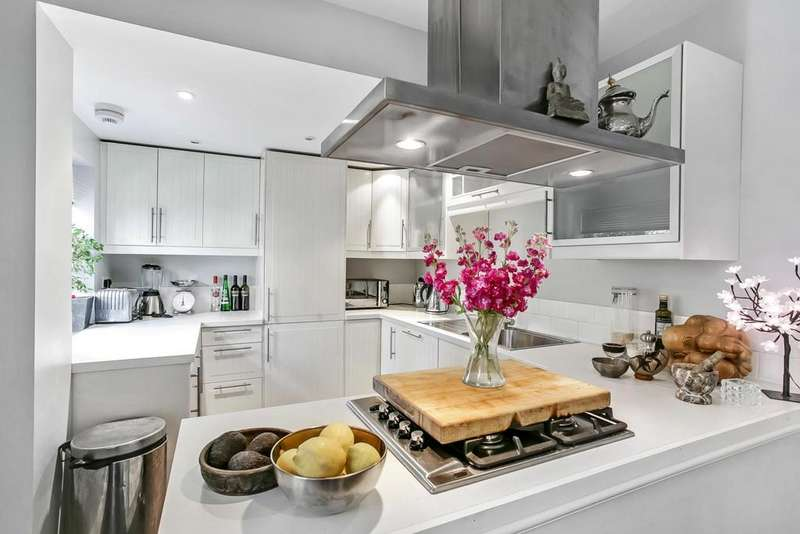 2 Bedrooms Terraced House for sale in St. Johns Terrace, London, W10
