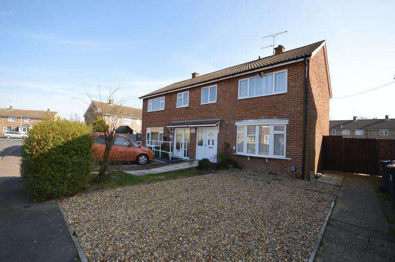 3 Bedrooms Semi Detached House for sale in Kent Road, Houghton Regis