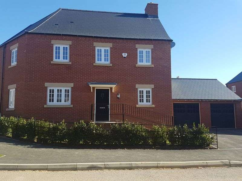 3 Bedrooms Property for sale in Wootton, St Georges Fields, NN4