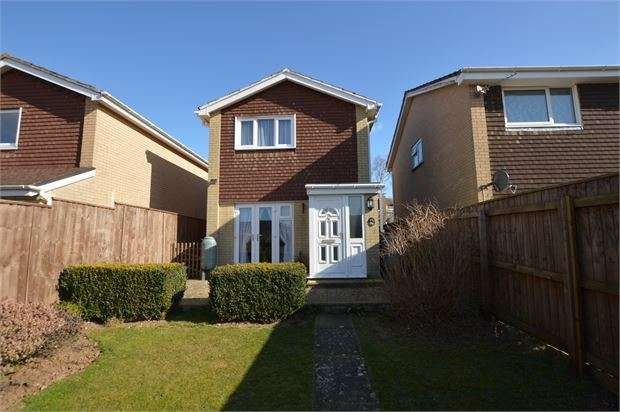 3 Bedrooms Detached House for sale in Audley Rise, Newtake, Newton Abbot, Devon. TQ12 4JW