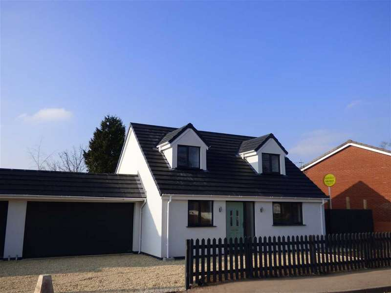 3 Bedrooms Detached Bungalow for sale in Silver Birch, Beachley Road, Sedbury, Chepstow
