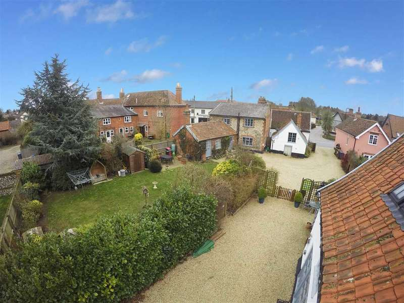 7 Bedrooms Detached House for sale in High Street, Wickham Market, Woodbridge, Suffolk