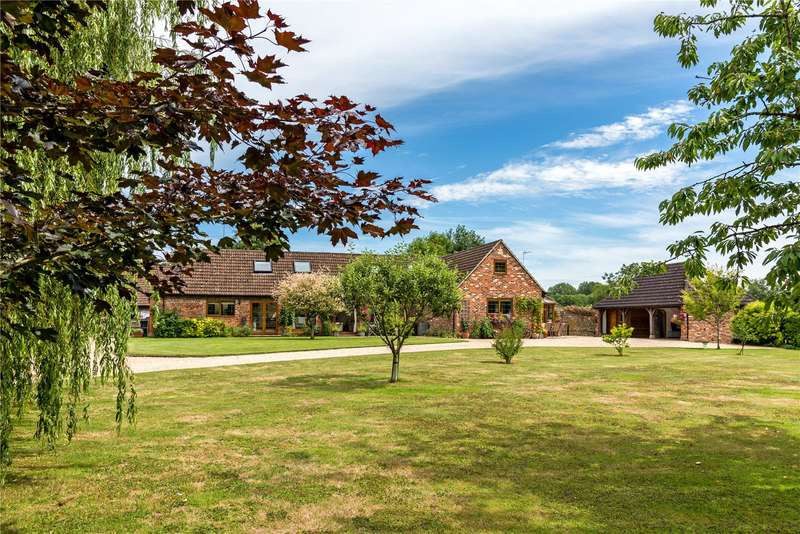4 Bedrooms Detached House for sale in Ashton Gifford Lane, Codford, Warminster, Wiltshire, BA12