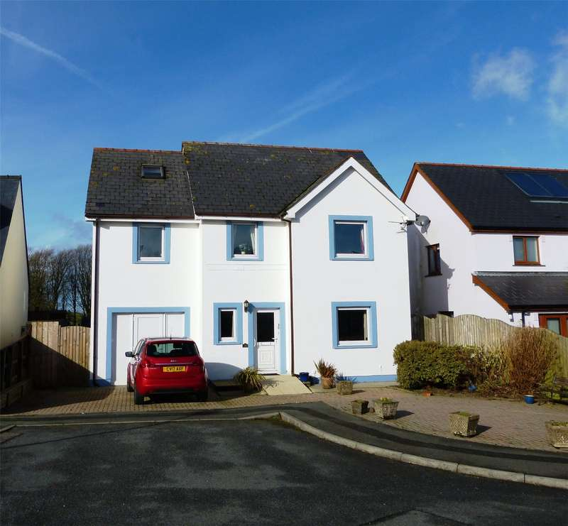 4 Bedrooms Detached House for sale in Llain Drigarn, Crymych, Pembrokeshire