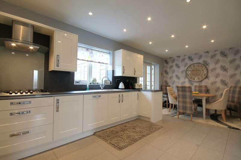 4 Bedrooms Semi Detached House for sale in Myrtles, Chester Le Street, DH2