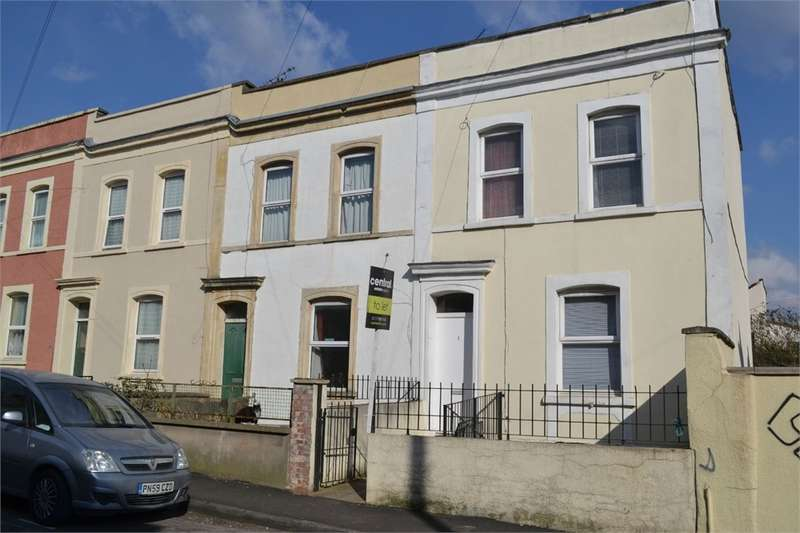 5 Bedrooms Terraced Bungalow for rent in Campbell Street, Bristol