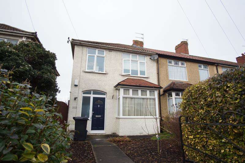 4 Bedrooms Semi Detached House for rent in Berkeley Road, Fishponds, Bristol, BS16 3NB