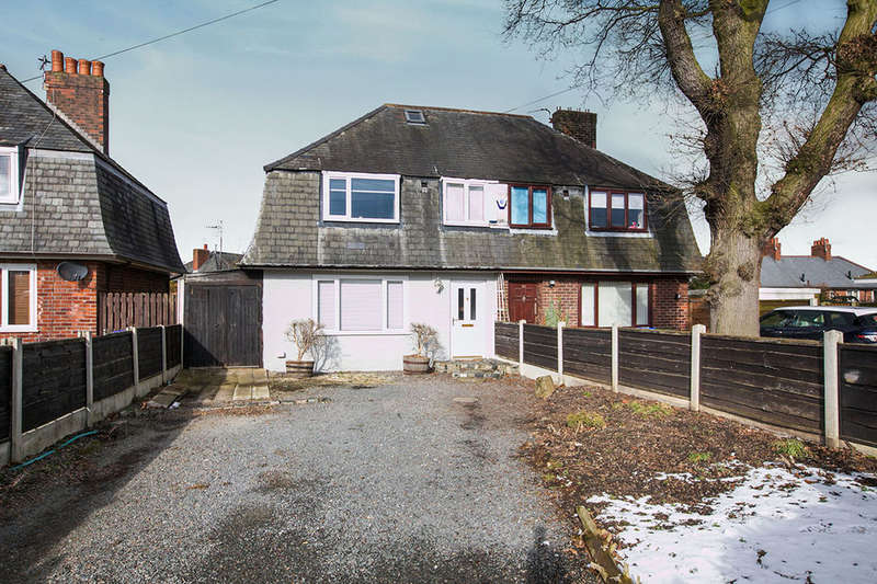 3 Bedrooms Semi Detached House for sale in Stancliffe Road, Manchester, M22