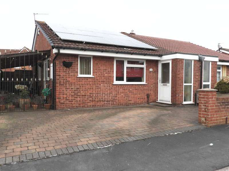 2 Bedrooms Semi Detached Bungalow for sale in Denise Road, Liverpool