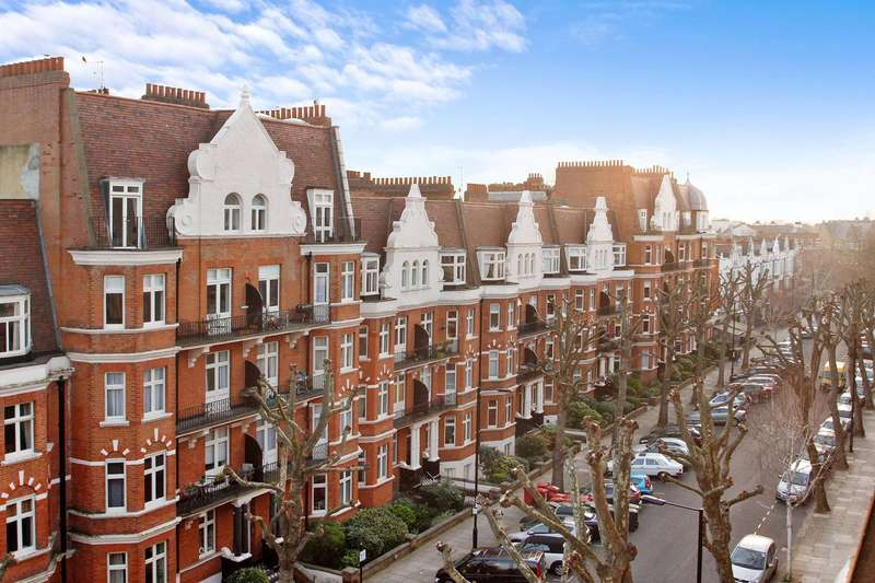 3 Bedrooms Flat for sale in Lauderdale Mansions, Lauderdale Road, London, W9