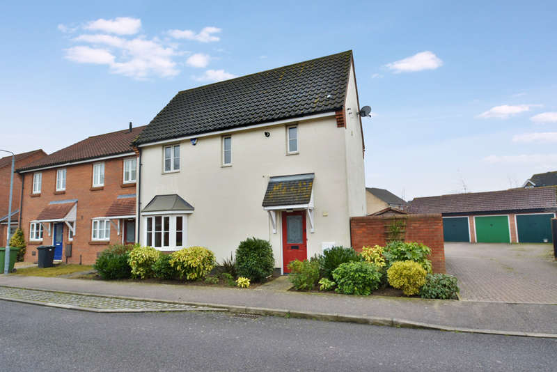 3 Bedrooms End Of Terrace House for sale in Field Acre Way, Long Stratton
