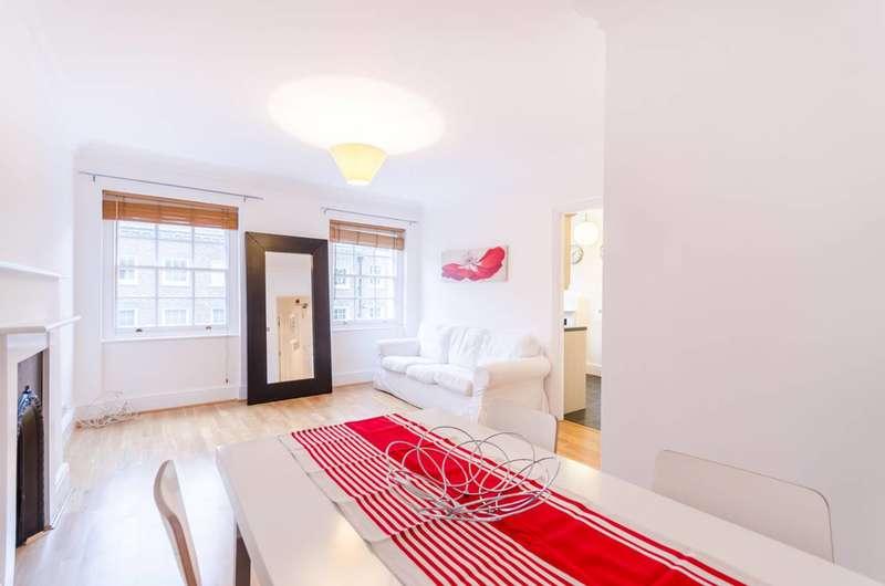 1 Bedroom Flat for sale in York Street, Marylebone, W1U