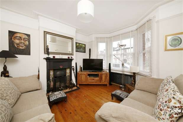 3 Bedrooms Terraced House for sale in Rommany Road, Dulwich