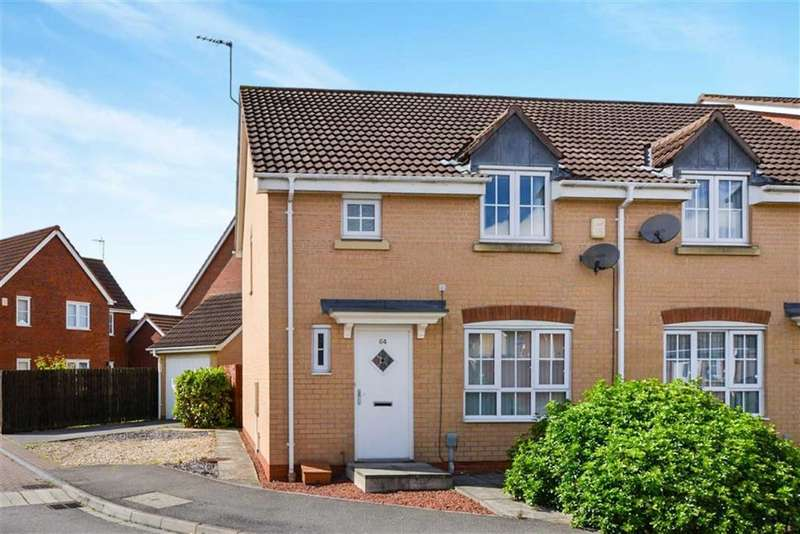 3 Bedrooms Semi Detached House for sale in Rivelin Park, HULL